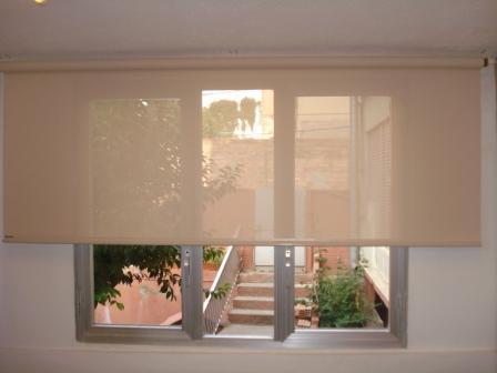Persianas interior enrollable screen - Tipos de persianas enrollables ...